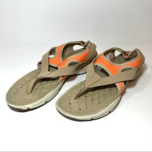 🔹4/$25 Watermates by Khombu 8.5 Flip Flop Sandals